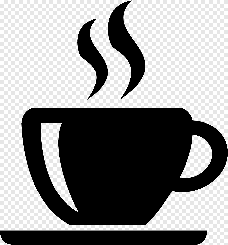 png clipart black cup illustration cafe coffee cup tea coffee logo coffee